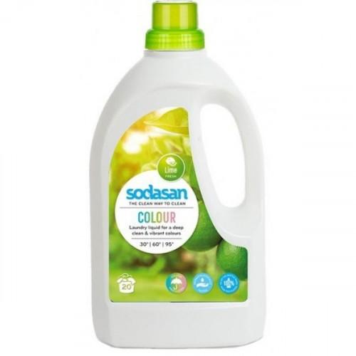 Sodasan Sıvı Çamaşır Deterjanı Limon 1,5 lt