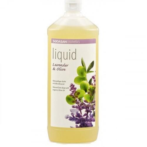 Sodasan Sıvı Sabun Lavantalı 1000 ml