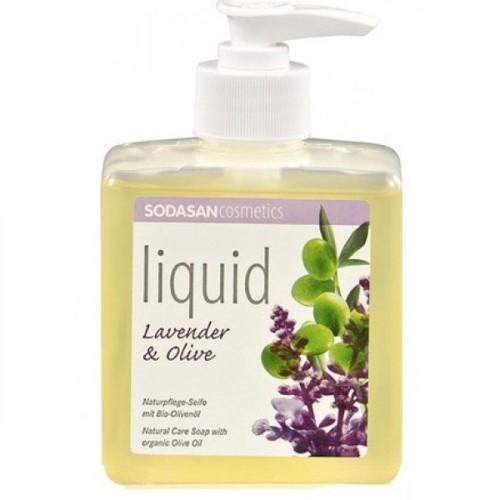Sodasan Sıvı Sabun Lavantalı 300 ml