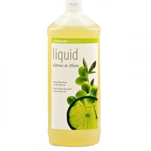 Sodasan Sıvı Sabun Limonlu 1000 ml