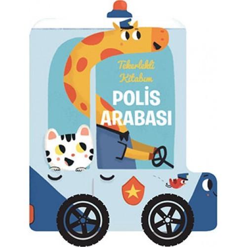 Tekerlekli Kitabım - Polis Arabası - Gamze Tuncel Demir