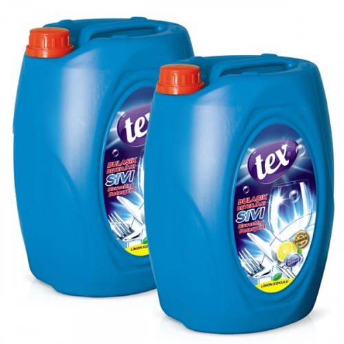 Tex Sıvı Bulaşık Deterjanı 4 Kg x 2 Adet