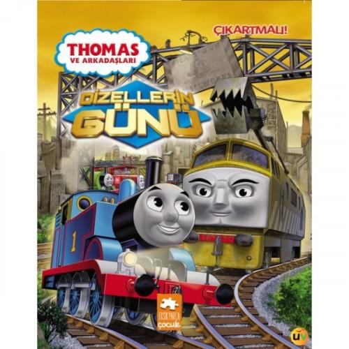 Thomas ve Arkadaşları - Dizellerin Günü - Kolektif
