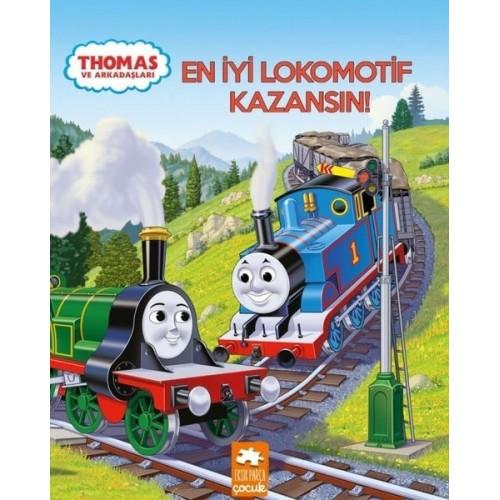 Thomas ve Arkadaşları - En İyi Lokomotif Kazansın - Kolektif
