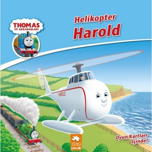 Thomas ve Arkadaşları - Helikopter Harold - Kolektif