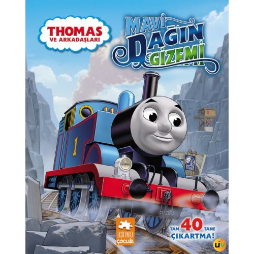 Thomas ve Arkadaşları - Mavi Dağ'ın Gizemi - Kolektif