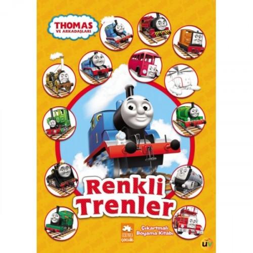 Thomas ve Arkadaşları - Renkli Trenler - Kolektif