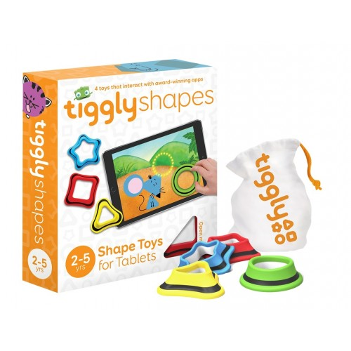 Tiggly Shapes İngilizce Eğitim Kiti