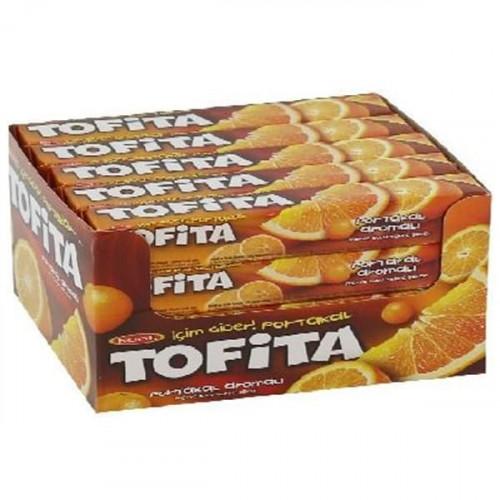 Tofita Şekerleme Portakal 47 gr x 20 Adet
