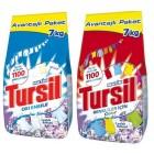 Tursil Çamaşır Deterjanı Leylak Bahçesi 7 kg + Leylak Renkliler 7 kg