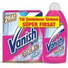 Vanish Kosla Tül Toz 450 gr + Tül Parlatıcı 450 ml