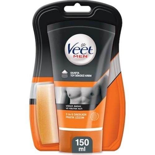 Veet Men Erkeklere Özel Duşta Tüy Dökücü Krem 150 ml