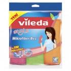Vileda Style Mikrofiber Temizlik Bezi 3 lü