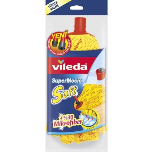 Vileda SuperMocio %30 Mikrofiber Paspas Yedek
