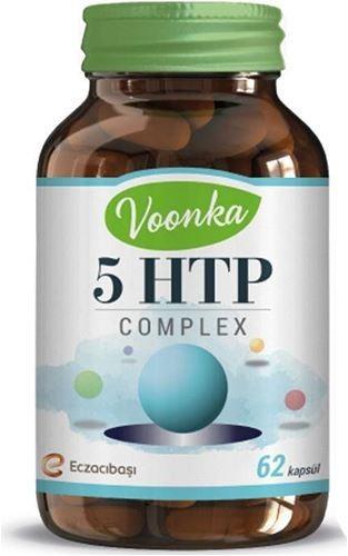 Voonka 5 HTP Complex 62 Kapsül