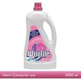 Woolite Çamaşır Deterjanı Narin 3 lt