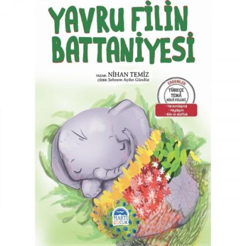 Yavru Filin Battaniyesi - Nihan Temiz