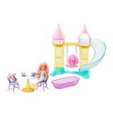 Barbie Chelsea Denizkızı ve Şatosu Oyun Seti FXT20
