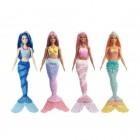 Barbie Denizkızı Bebek FXT08