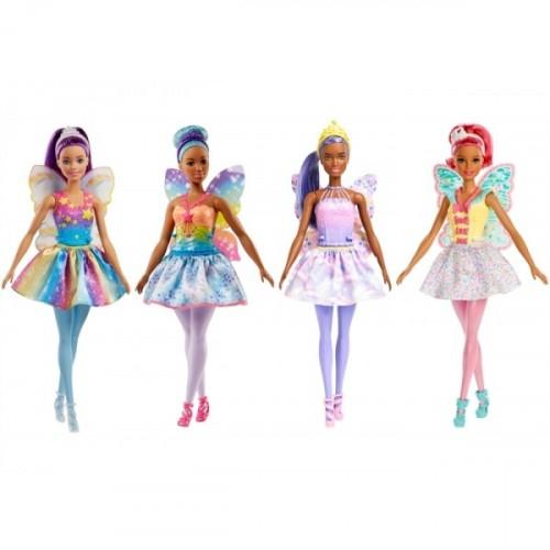 Barbie Dreamtopia Peri Barbie Bebekler FXT00