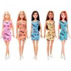 Barbie Şık Bebek T7439