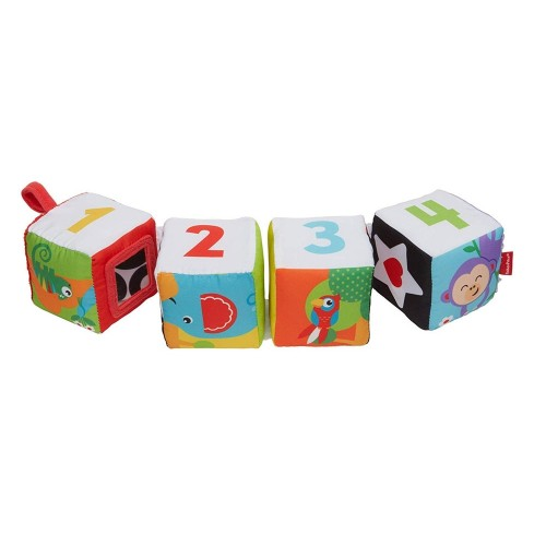 Fisher Price Eğlenceli Küpler GFC37
