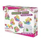 Gepet Toys Alçı Buzdolabı Magneti ve Boya Seti - Deniz Kızı