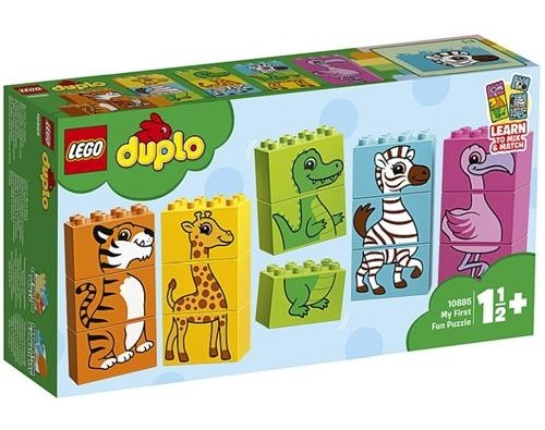 Lego Duplo My First Fun Puzzle 10885