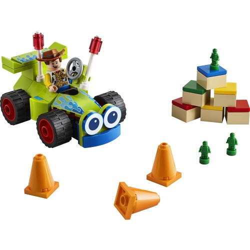 Lego Juniors Toy Story 4 Woody RC 10766