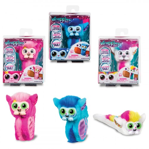 Little Live Pets Wrapples 1.Seri Tekli Paket WRA00000
