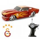 Maisto Galatasaray 1967 Ford Mustang 1:24 Uzaktan Kumandalı Araba