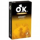 Okey Prezervatif Hisset 10 lu