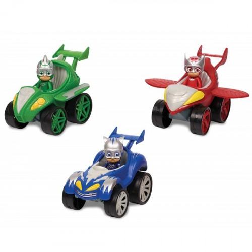 Pija Maskeliler Power Racer Araçlar PJM96000