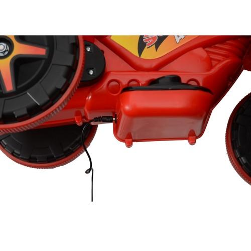 UJ Toys 6V Akülü ATV - Kırmızı