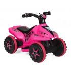 UJ Toys 6V Akülü ATV - Pembe