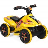 UJ Toys 6V Akülü ATV - Sarı