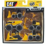 Cat Mini Araçlar 5'li Set 34601