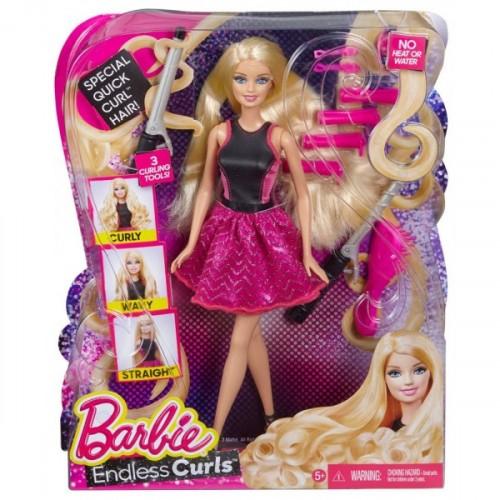 Barbie Büyüleyici Bukleler Tasarım Merkezi Bmc01