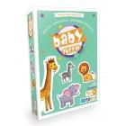 Blue Focus Yayınları Baby Puzzle -Vahşi Hayvanlar BF158