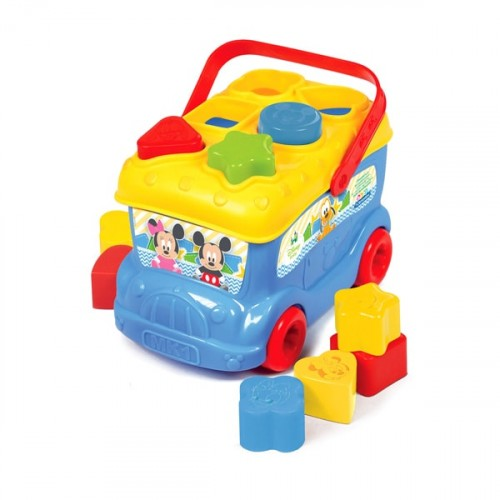 Clementoni Baby Mickey Bultak Otobüs 14395