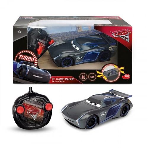Disney Cars 3 Film Jackson Storm Uzaktan Kumandalı Araba 203084005