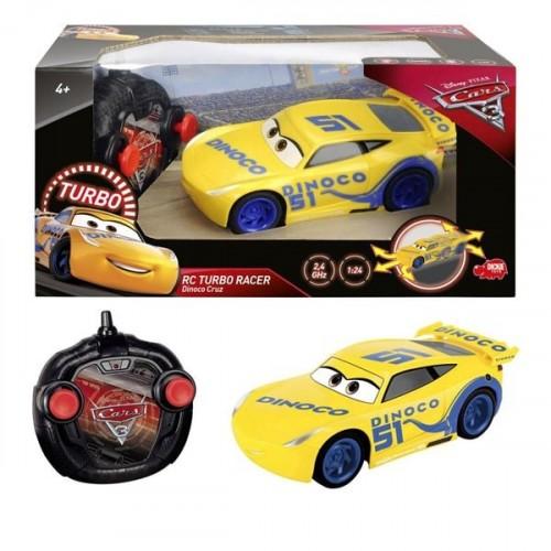 Disney Cars 3 Film Ramirez RC Uzaktan Kumandalı Yarış Arabası 20308400