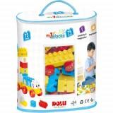 Dolu Mini Bloklar Torbada 75 Parça 5016