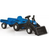 Dolu Ranchero Römorklu Kepçeli Traktör 8048