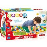 Dolu Renkli Bloklar 85 Parça 5014