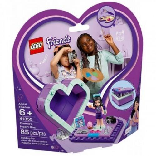 Lego Friends Emmas Hearth Box 41355
