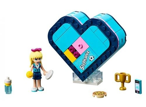 Lego Friends Stephanies Heart Box 41356