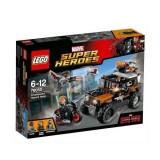 Lego Super Hereos Crossbones' Hazard Heist 76050