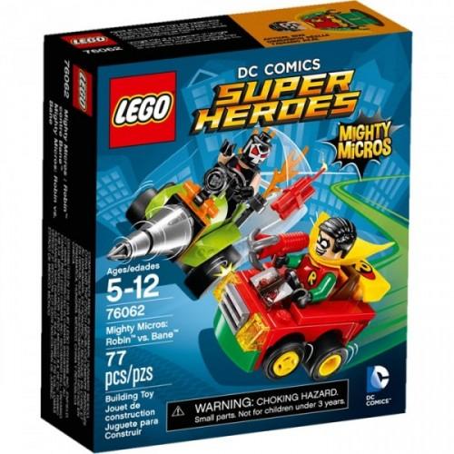 Lego Super Heroes Mighty Micros Robin vs. Bane 76062