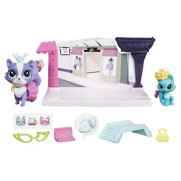 Littlest Pet Shop Miniş Cafe Hikaye Seti B5479 Fiyatı Happycomtr